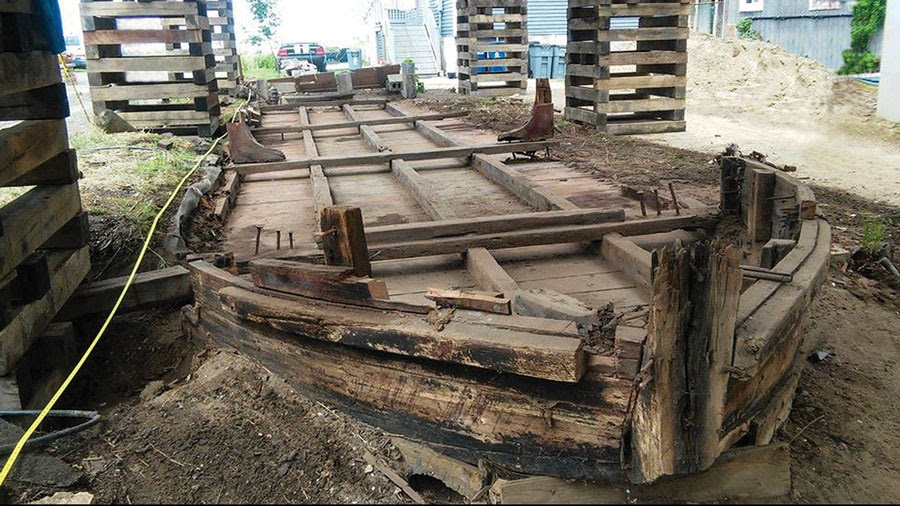 Canal Boat Recovery
